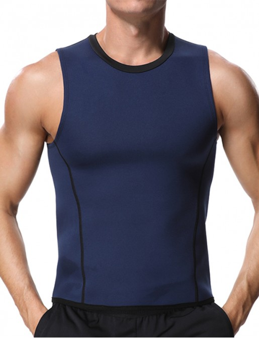 【 BEST SELLER  】Neoprene Compression Tank Top Sauna Sweat Suits Weight Loss Shapewear