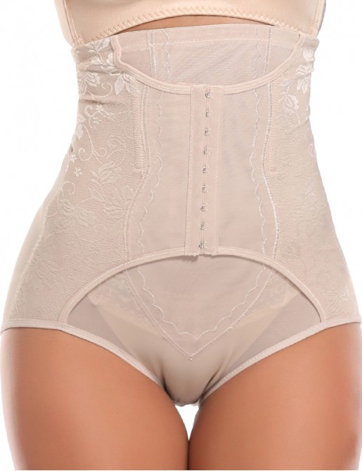 【 BEST SELLER  】Adjustable Control Panties High Waist Belly Trainer Gridle Shapewear