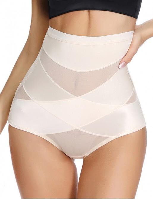 【 BEST SELLER  】High Waist Tummy Control Panty Butt Lifter Shapewear Underwear Brief